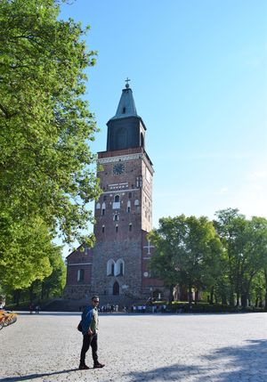 Turku Cathedral 1/undefined by Tripoto