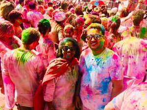 Holi 2019 for Solo Female Travelers