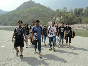 Ravishing River Rafting - Rishikesh