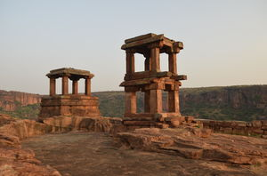 badami shivalik temples 1/undefined by Tripoto
