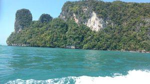 Island tours in Krabi #thailandinpictures