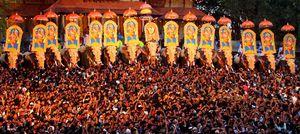 A Guide to the Temple festivals(Pooram, Vela, Utsavam) in Kerala