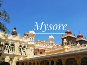 First Solo Trip In India-Mysore