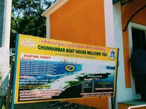 Chunnambar Boat House 1/4 by Tripoto