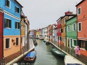 Venetian Lagoons : Murano and Burano