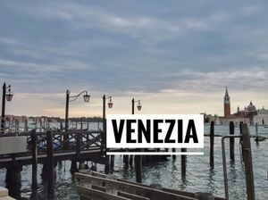 Solo in the romantic island of Venice