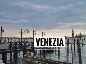 Solo in the romantic island of Venice