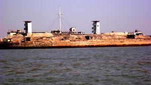 The Elephanta Island & Cannon Hill