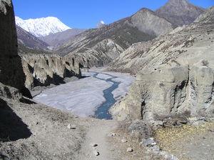 Rush ride to Annapurna circuit