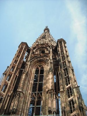 Cathedrale Notre Dame de Strasbourg 1/undefined by Tripoto