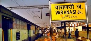 Varanasi Junction 1/undefined by Tripoto