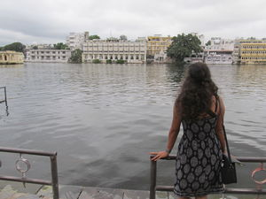 "Solo trip to ""City of lakes"" Udaipur"