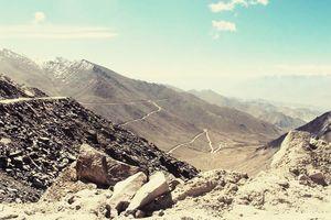 Ladakh, I was there!