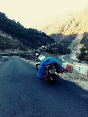 The Road, Valley and People of 'Uttarakhand' - A Solo Bike Journey
