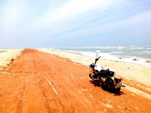 Can we call this route the 'Golden Quadrilateral' of south?
