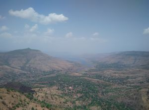Mahabaleshwar with a Backpack: Wishtrack