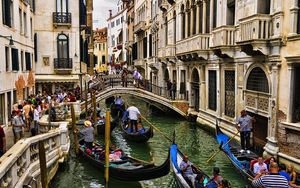 Please Don't Plan For Venice Now-The Venetians Are Sick Of Tourists!
