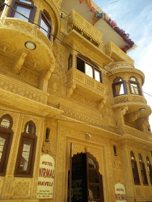 Jaisalmer - The city that sparkles!