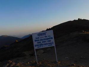 Tour De Chanshal Pass in Oct,2016