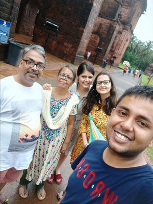 Goa with family? A myth to be busted. #ThatOneTimeInGoa
