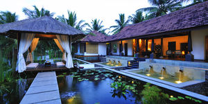 For Some Much Needed Beach Therapy, Head To This Larger Than Life Kerala Retreat