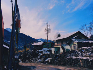 The Sikkim Sojourn