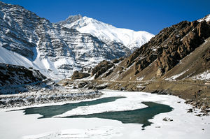 At 12,000ft, There's Another Frozen River Trek In Ladakh That's Not Chadar