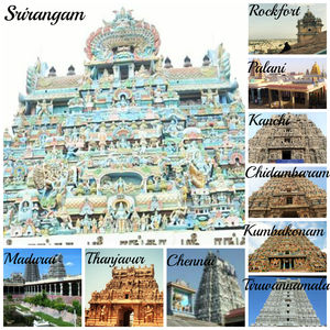 Top 10 Temples of  Temple Land,Tamil Nadu, You Must Visit Atleast Once