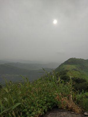 Beauty of Sinhagad
