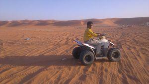 LIBYA: A desert safari