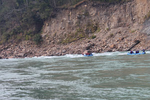 Rishikesh Rafting 1/1 by Tripoto