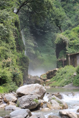 Chakrata-the less known hill station