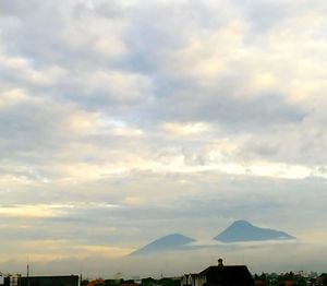 Merapi Volcano Yogyakarta (Feb 2015)
