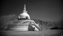 Shanti Stupa 1/undefined by Tripoto