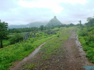 Trek to Untouched world : Peth Fort