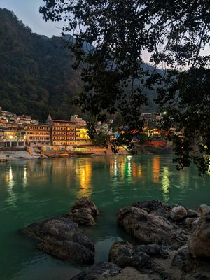 My first solo trip || Rishikesh || December 2018