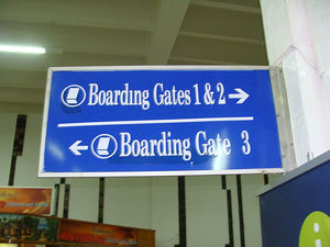 Mumbai Airport 1/7 by Tripoto