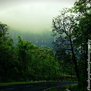 Malshej Ghat - Buffet of waterfalls