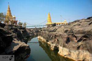 Nighoj - A humble Canyon in Maharashtra