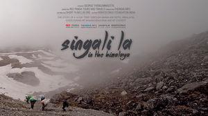 Singalila in the Himalaya