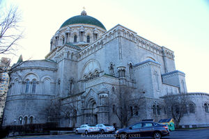 Domes & Mosaics- Cathedral Basilica Of St Louis