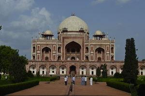 Delhi A dash of history and modernity.