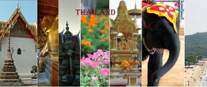 Thailand - South east Asia's Tourist Capital #thailandinpictures