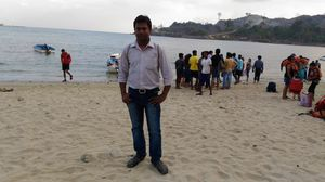 Corbyn's Cove Beach, Port Blair, Andman Nicobar