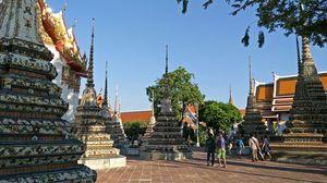 Wat Pho: A Heritage Temple, Bangkok, Thailand