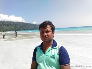 नील से हेवलॉक- रंग-बिरंगा राधानगर तट (Neil to Havelock- The Colourful Radhanagar Beach) - Travel Wit