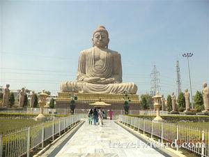 बोध गया: एक एतिहासिक विरासत (Bodh Gaya, Bihar) - Travel With RD