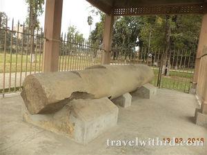 कुम्भरार: पाटलिपुत्र के भग्नावशेष (Kumbhrar: The Ruins of Patliputra) - Travel With RD