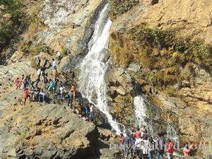 हिरनी जलप्रपात और सारंडा के जंगलों में रमणीय झारखण्ड (Hirni Falls, Jharkhand) - Travel With RD