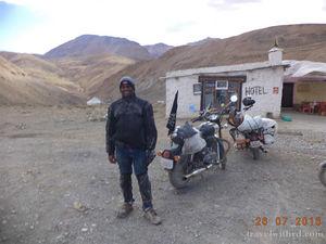 मिशन लद्दाख-5: भरतपुर से लेह (Mission Ladakh: Bharatpur-Sarchu-Nakeela-Biskynala-Lachungla-Pang-Debr